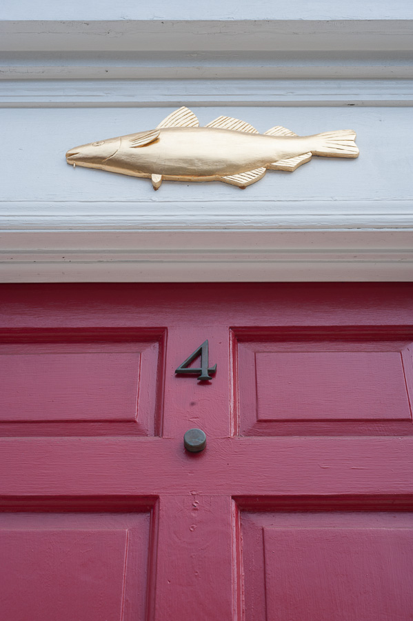 Door in Marblehead