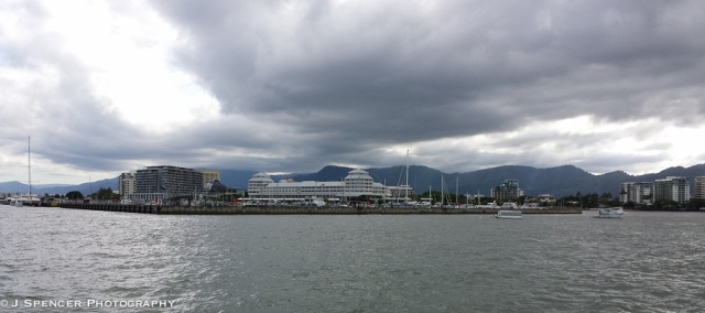 The Reef Fleet Pier at Cairns