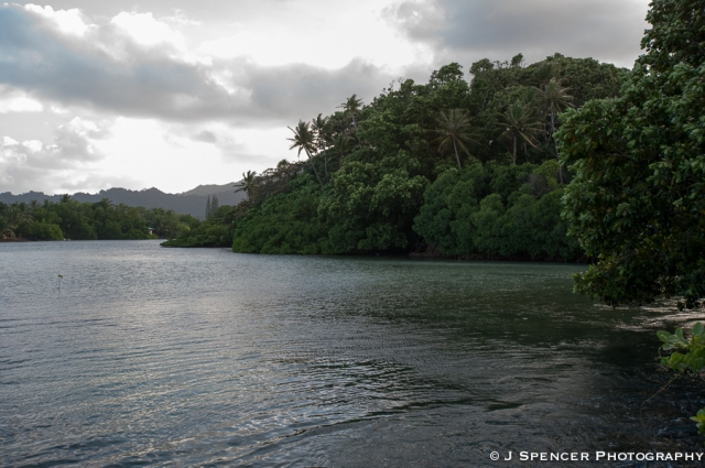 Inland waters of Kosrae