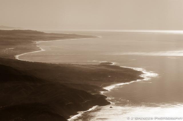 The Pacific at San Francisco's coast